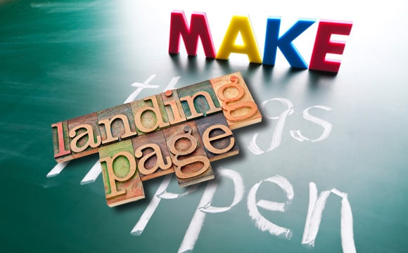 Thu thập danh sách khách hàng qua Landing Page